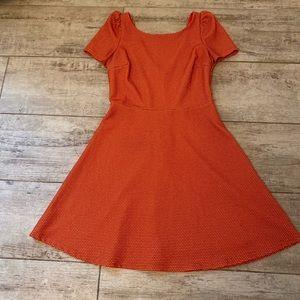 Orange Ark & Co dress in size medium
